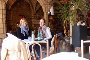 LPP-CAFE AT VEZELAY