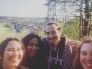 LPP-HIKE TO THE CHATEAU
