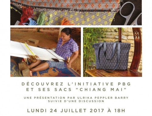 Tisser des sacs, tisser l'avenir / Weaving the future, bag by bag
